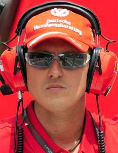Italy F1 Schumacher Comeback