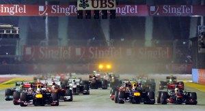 Singapore Grand Prix, Marina Bay