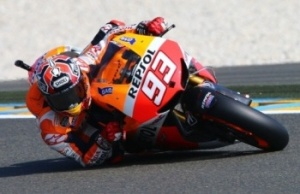 Marquez, French MotoGP
