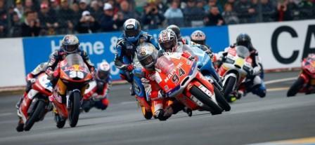 Moto3, Le Mans