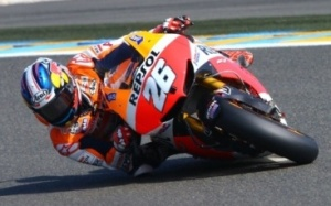 Pedrosa, French MotoGP