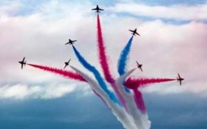 red_arrows