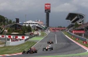 Spanish Grand Prix, Barcelona