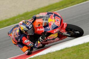 Khairuddin, Italian Moto3