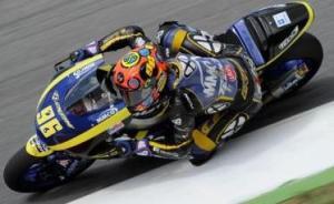 Louis Rossi, Italian Moto2