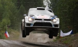 Sebastien Ogier, Julien Ingrassia Volkswagen Polo WRC