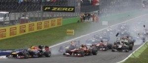 Italian Grand Prix, Monza,