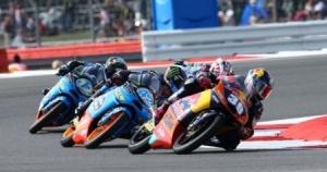 Salom, Moto3 race, British MotoGP 2013