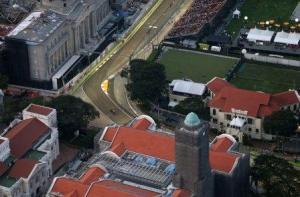 Singapore Grand Prix, Marina Bay..
