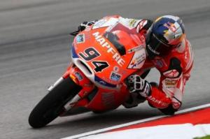 Στιλ Folger, Moto3, Malaysian MotoGP