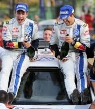 Sebastien Ogier (FRA) Julien Ingrassia (FRA) Volkswagen Polo R WRC