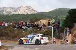 Sebastien Ogier, Julien Ingrassia (Volkswagen Polo WRC
