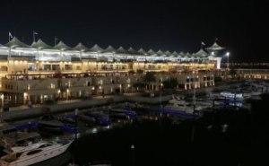 Abu Dhabi Grand Prix, Yas Marina Circuit..