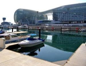 Abu Dhabi Grand Prix, Yas Marina.