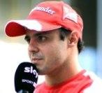 Felipe Massa .