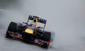 Sebastian Vettel  , Brazilian Grand Prix, Interlagos