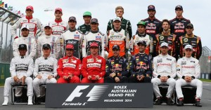 2014,F1Australian Grand Prix, Melbourne