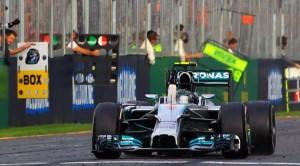 Nico Rosberg  Australian Grand Prix, Melbourne